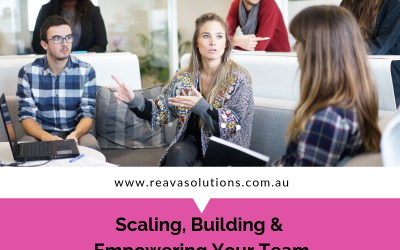 Scaling, Building & Empowering Your Team