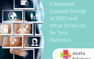 5 business success trends of 2020 and what it can do for your business