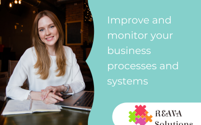 Improve and monitor your business processes and systems