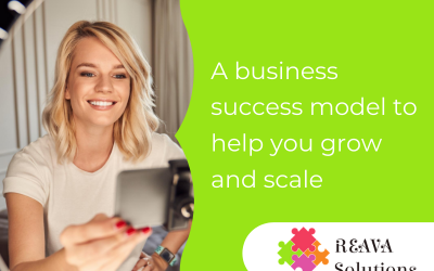 A business success model to help you grow and scale – REAVA Method